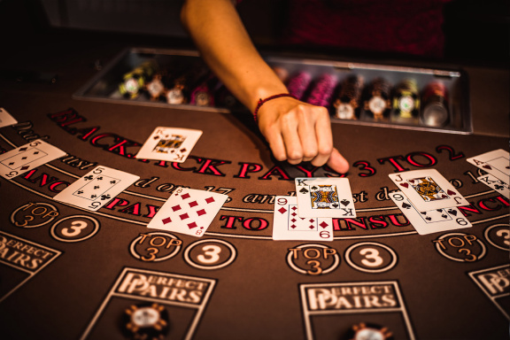 Nine Tricks To Develop Your Online Casino