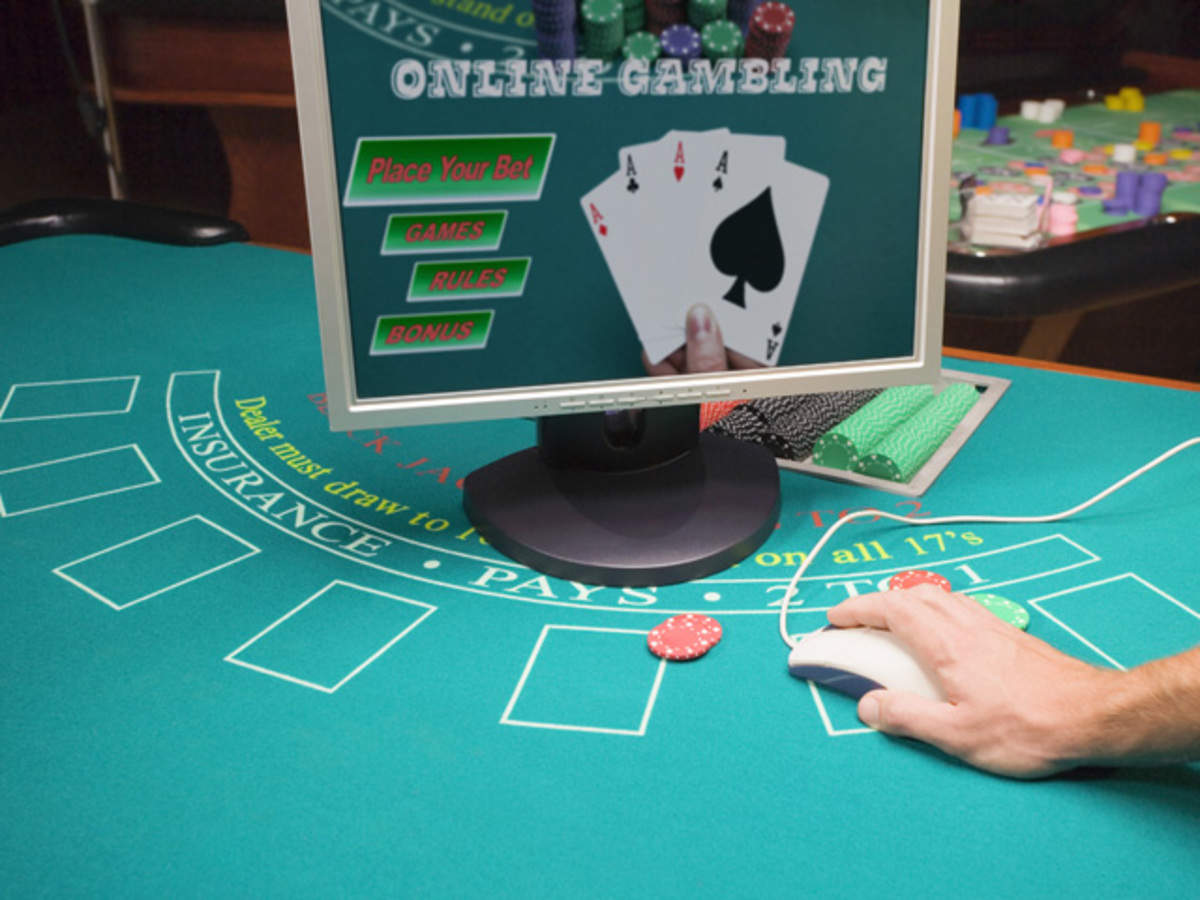 Top 5 Ways To Purchase A Used Online Gambling